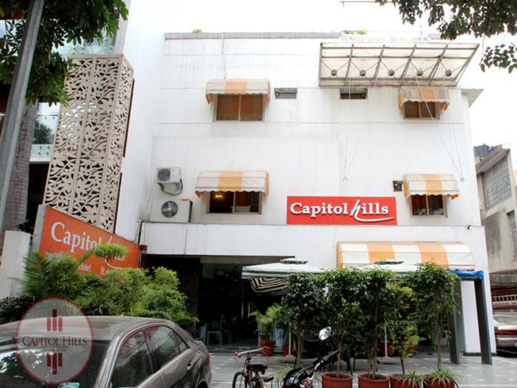 More about Capitol Hills Hotel