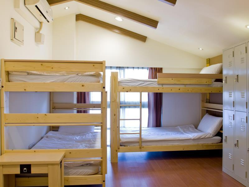 1 osoba u 4-krevetnoj spavaonici - samo za muškarce (1 Person in 4-Bed Dormitory - Male Only)