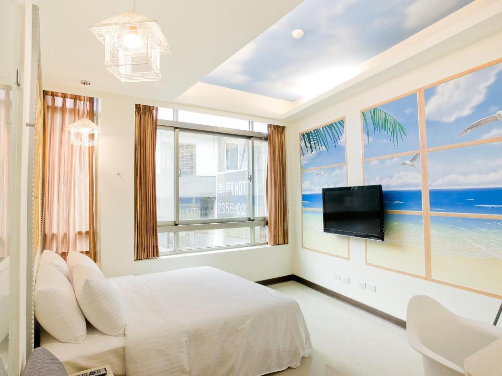 Dongmen Hotel in Taipei - Room Deals, Photos & Reviews