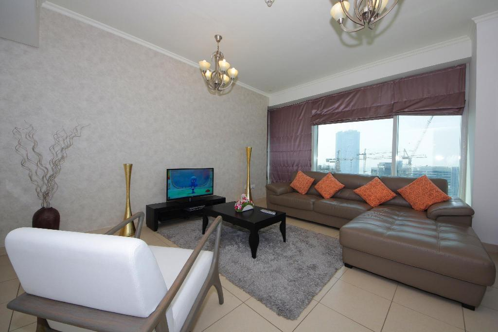 Vacation Bay - Downtown Stay Burj View