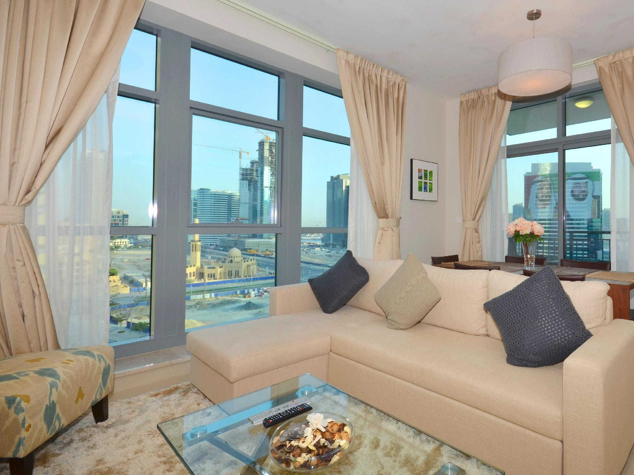 best price on vacation bay down town claren tower in dubai reviews rh agoda com