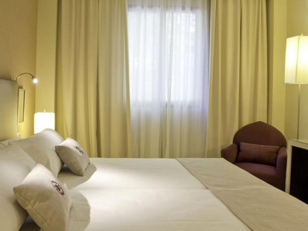 Single Room - View Vincci Albayzin Hotel