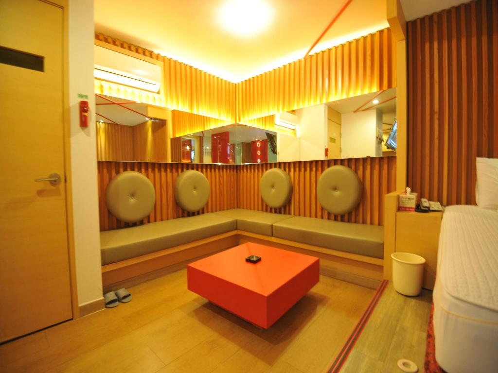 Interior view W Motel Seomyeon