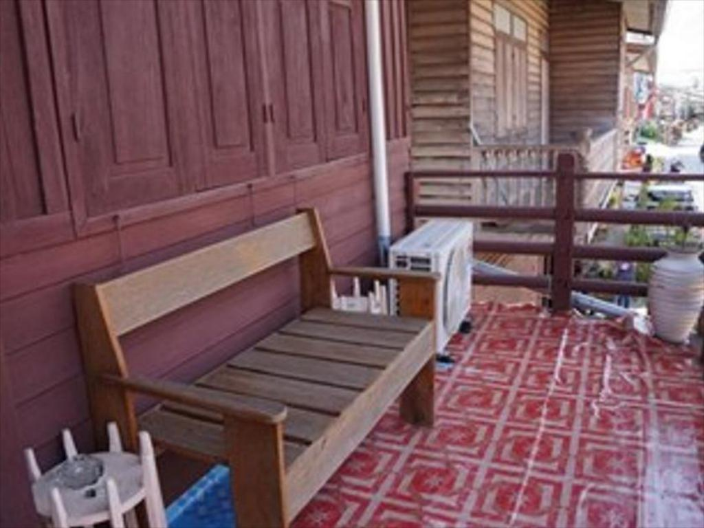 Balcony/terrace URO Friendship Guesthouse