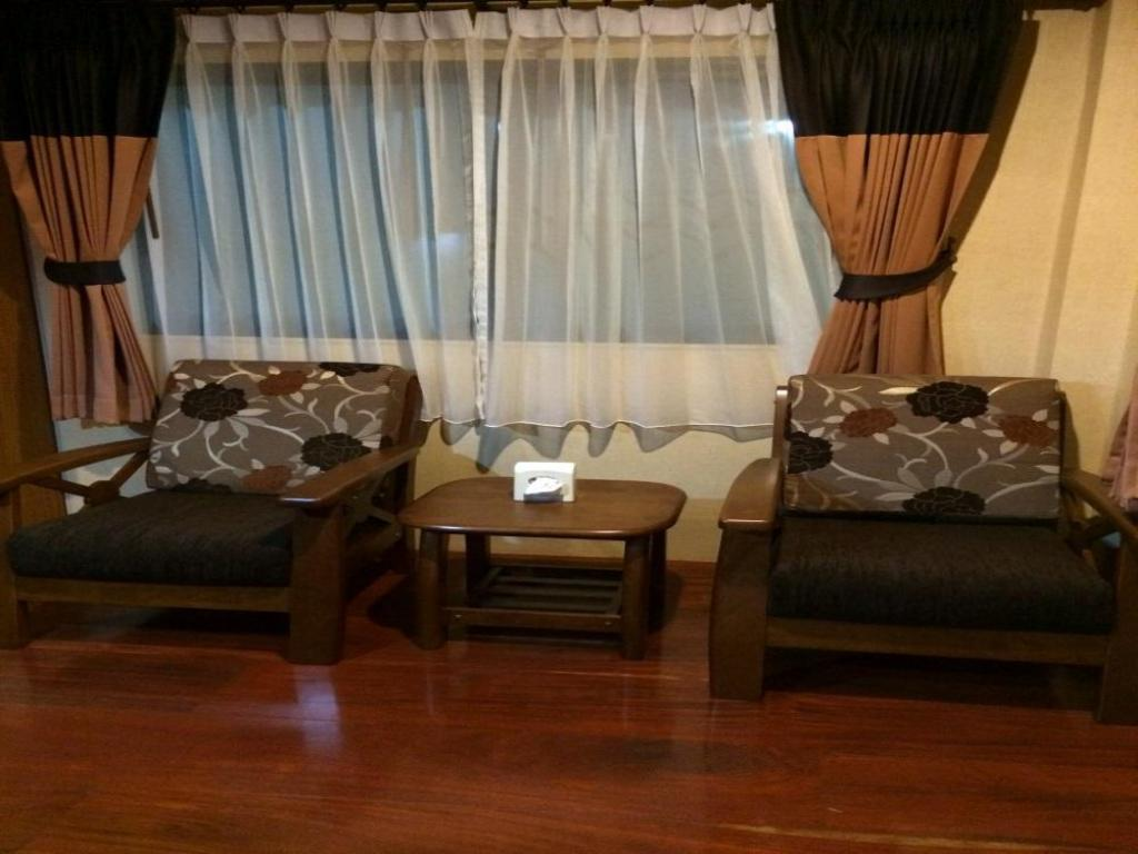 Interior view Phurue Boutique Hotel