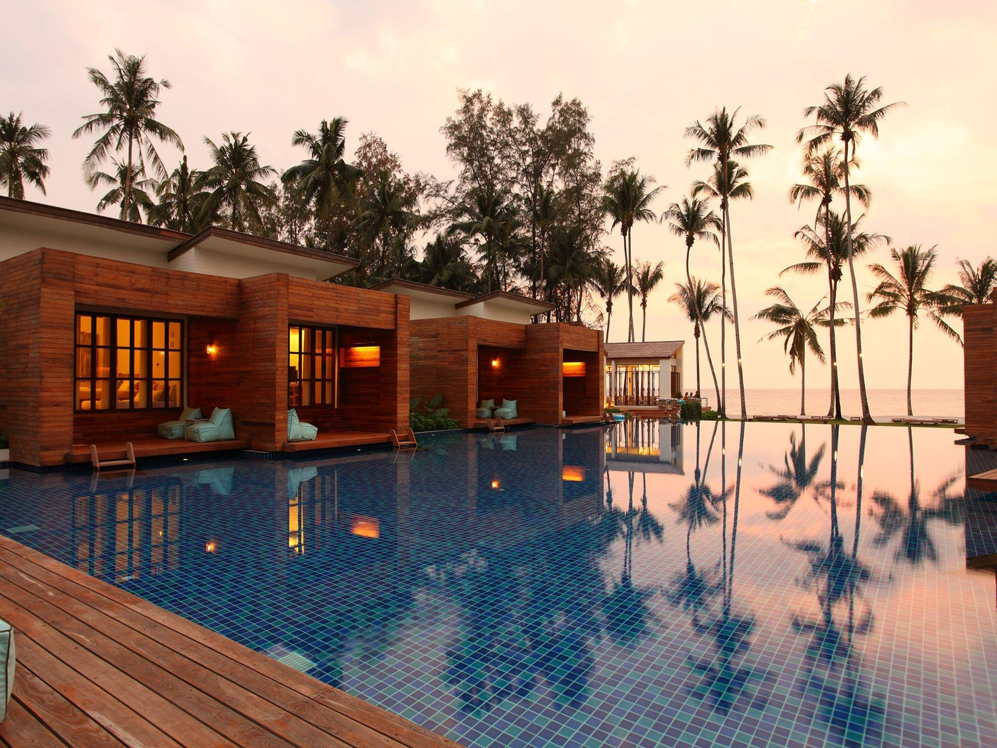 Sea View Villa with Pool