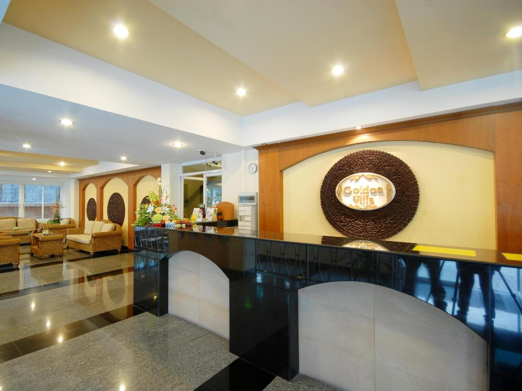 Lobby Golden Villa