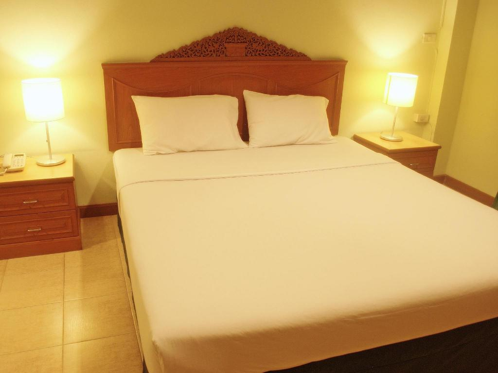 Superior Room - Bed Golden Villa