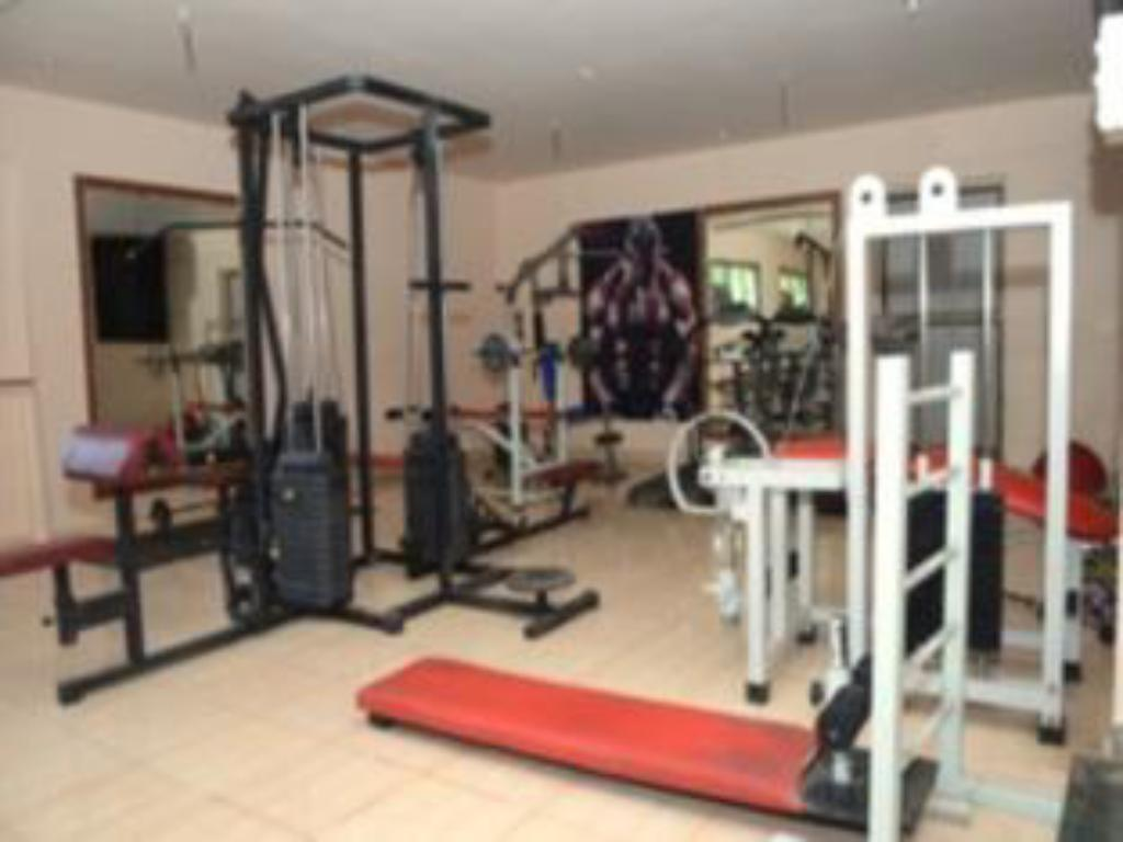 gimnasio Dadra Adventures Resort