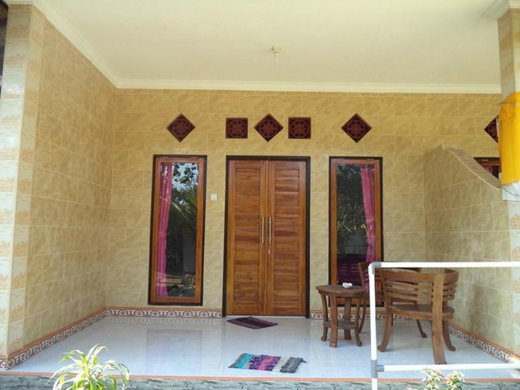 Balkon/terasa My Home Stay