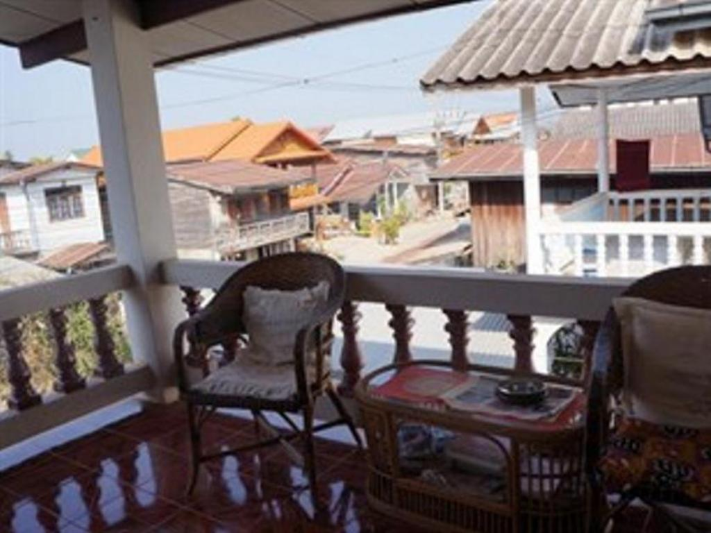 Balcony/terrace Baan Khun Yay Homestay