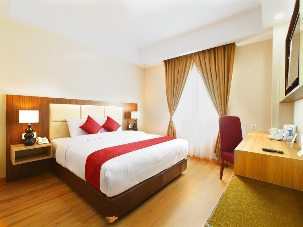 Superior Double Orchardz Hotel Bandara