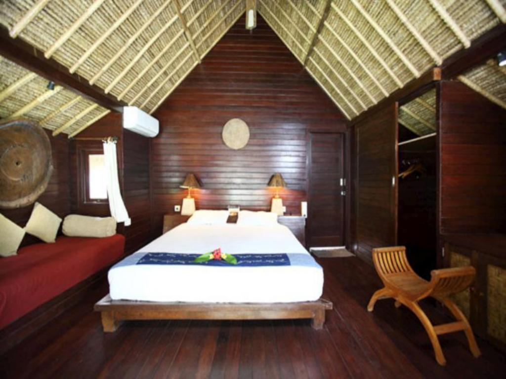 1 Bedroom Bungalow - Guestroom TS Hut Lembongan