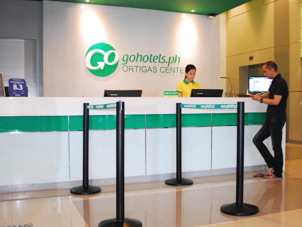 Predvorje Go Hotels Ortigas Center
