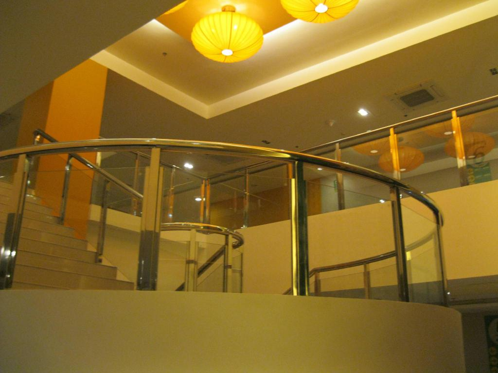 Interior view Go Hotels Mandaluyong