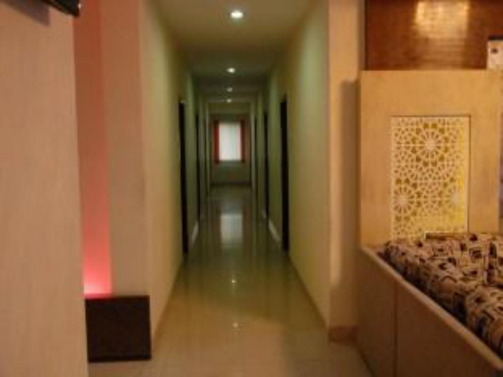 Interior view Hotel Enzo International
