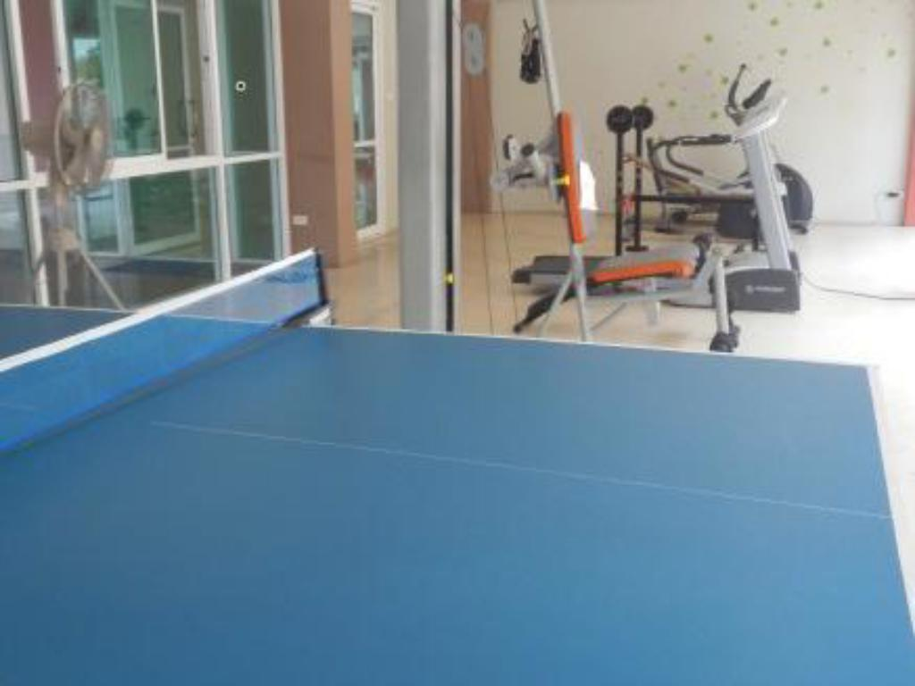 Fitness center Burapha Bangsaen Garden Apartment