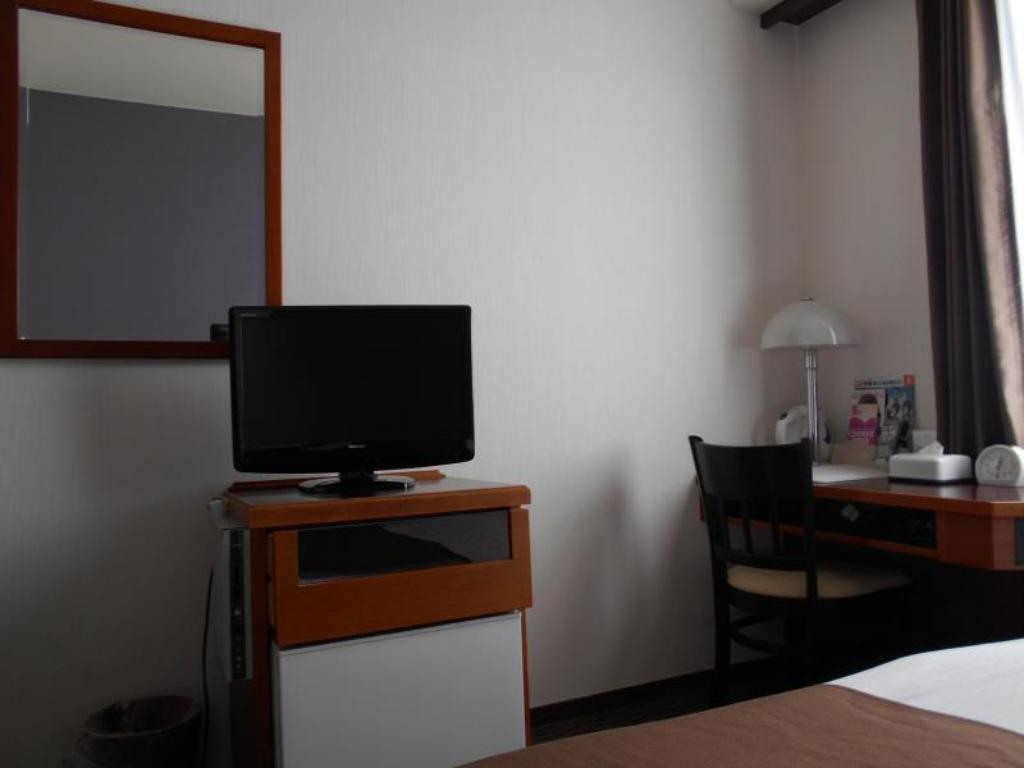Small Double Non-Smoking - Guestroom Hotel Abest Nagano Ekimae