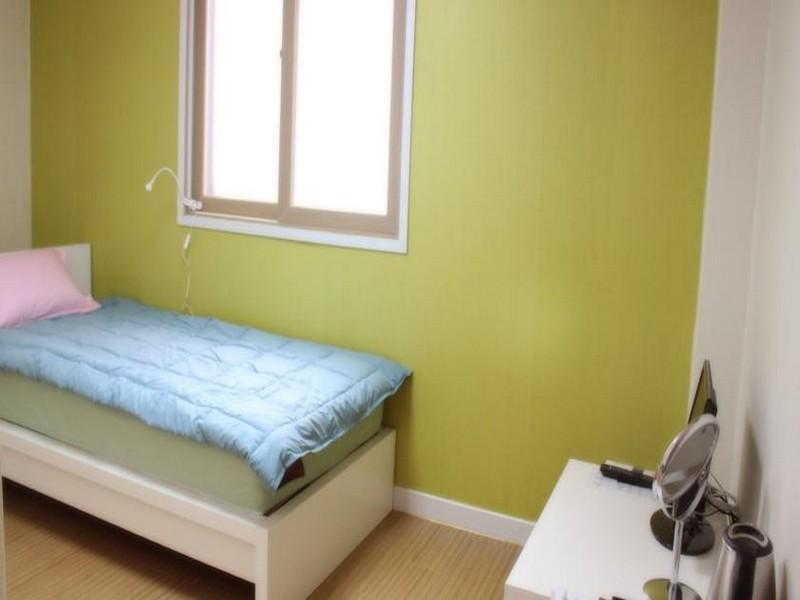 1 hengen huone (Single Bed Room)
