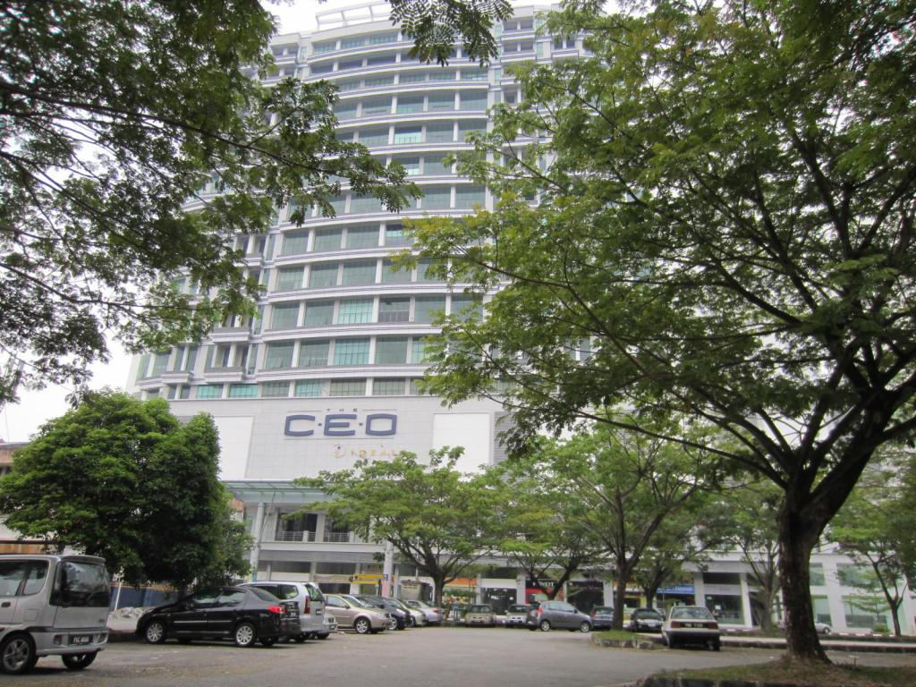Exterior view Ideal Ceo Duplex Soho Suite