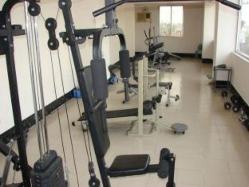 Fitnes center Grand Prince Hotel