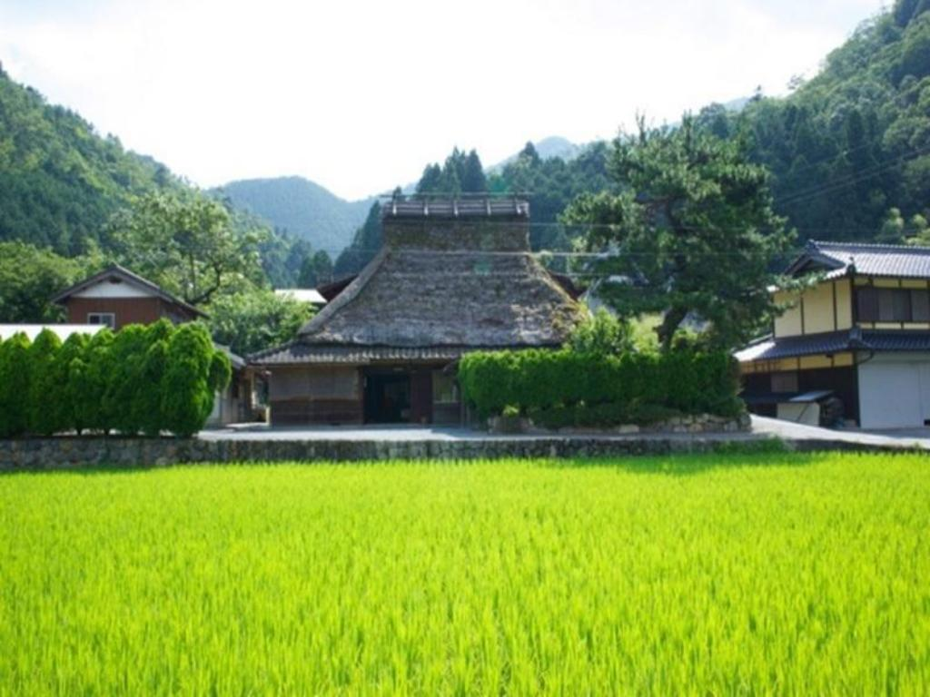 Miyama Futon & Breakfast Thatched Cottages