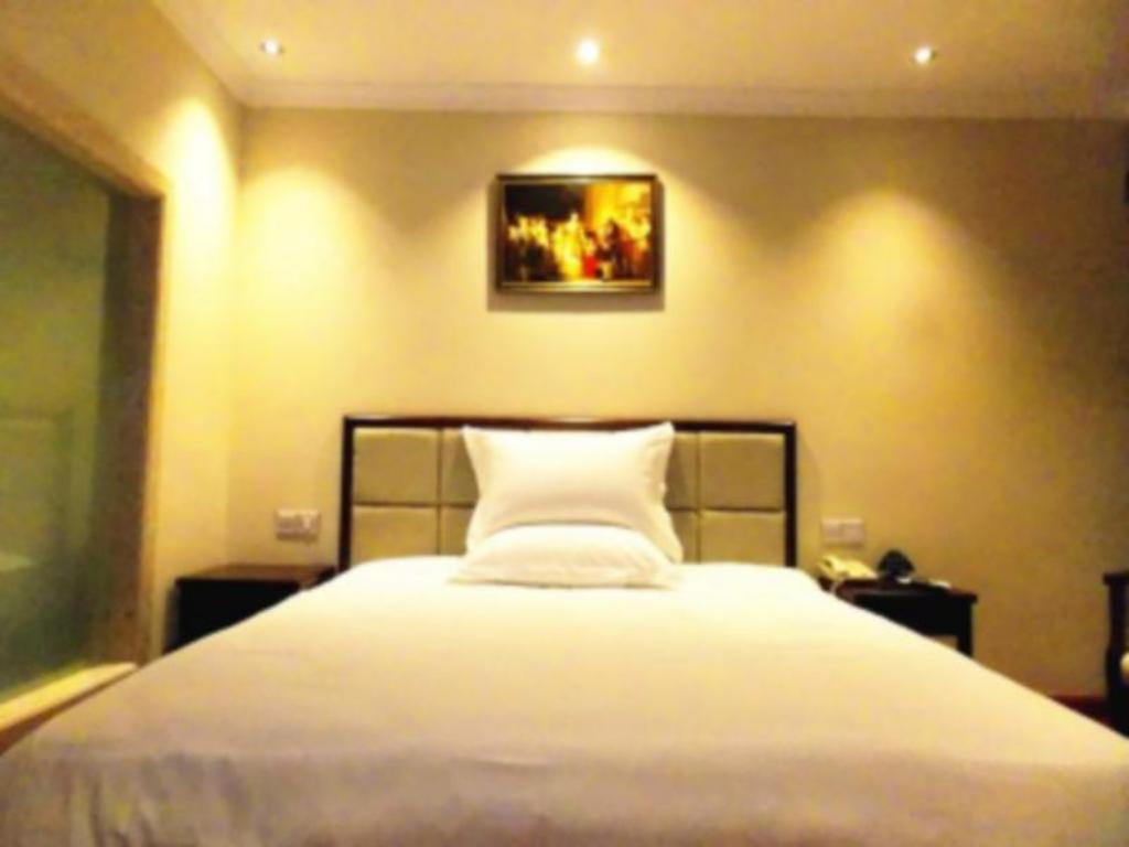 King-vuode - Vuode Greentree Inn Guangzhou Panyu Chimelong Happy World Business Hotel