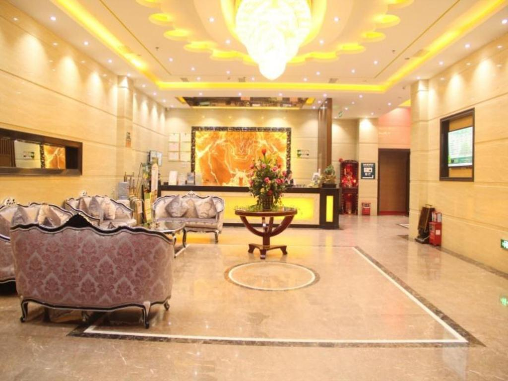 Aula Greentree Inn Guangzhou Panyu Chimelong Happy World Business Hotel