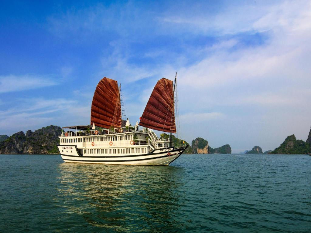 More about Carina Cruise Halong Bay