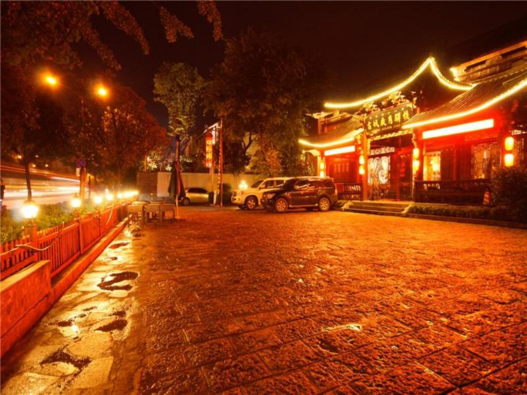 Exterior view Lijiang Old Town Suiyue Stage Inn