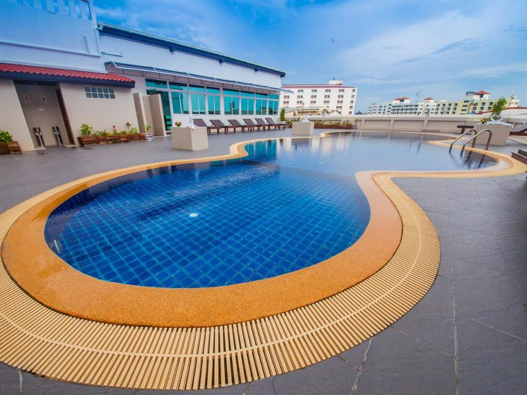Bazen Boutique City Hotel Pattaya