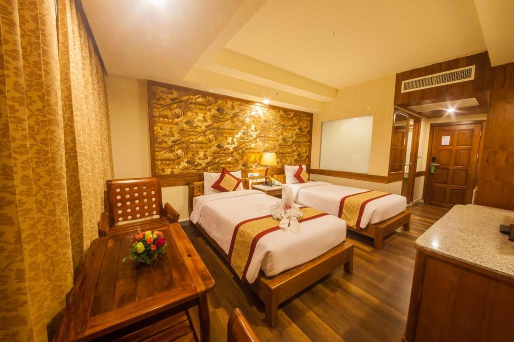 Superior Twin Room B - Guestroom Boutique City And Bravo Hotel Pattaya