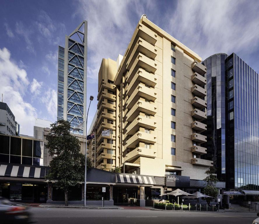 More about Parmelia Hilton Perth