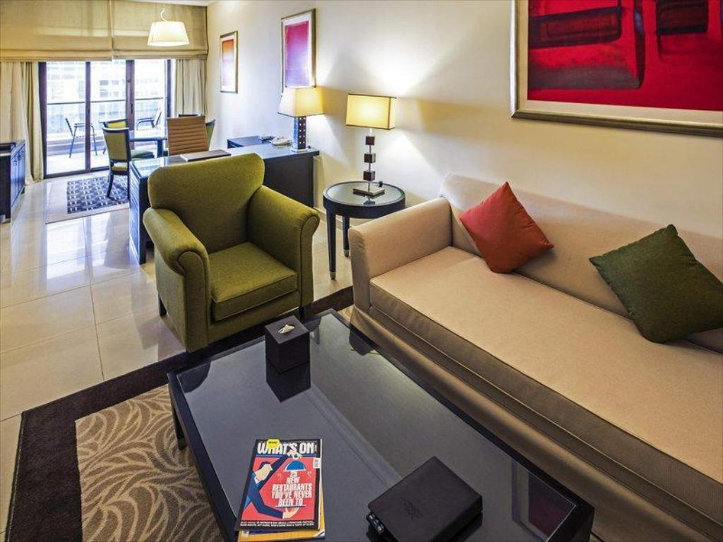 Mercure Hotel Apartments Dubai Barsha Heights in United Arab