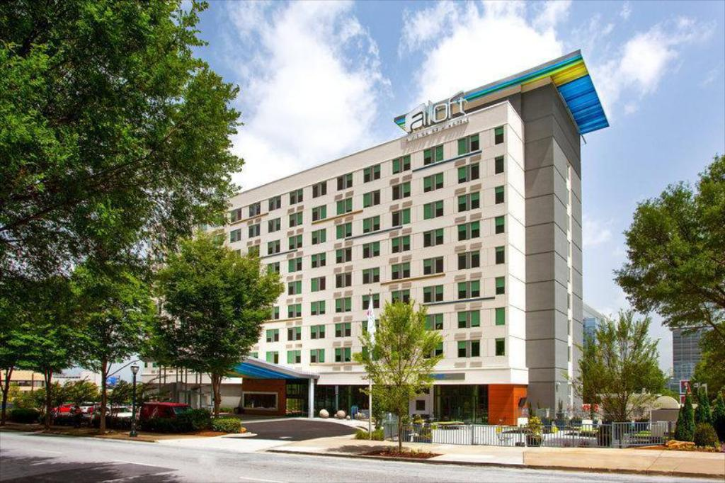 More about Aloft Atlanta Downtown