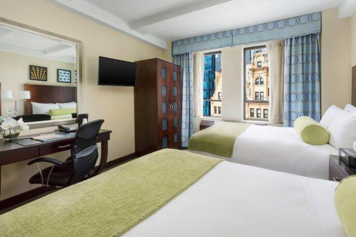 ホテル メラ タイムズ スクエア | ニューヨーク(NY) 2020年 最新料金 ...