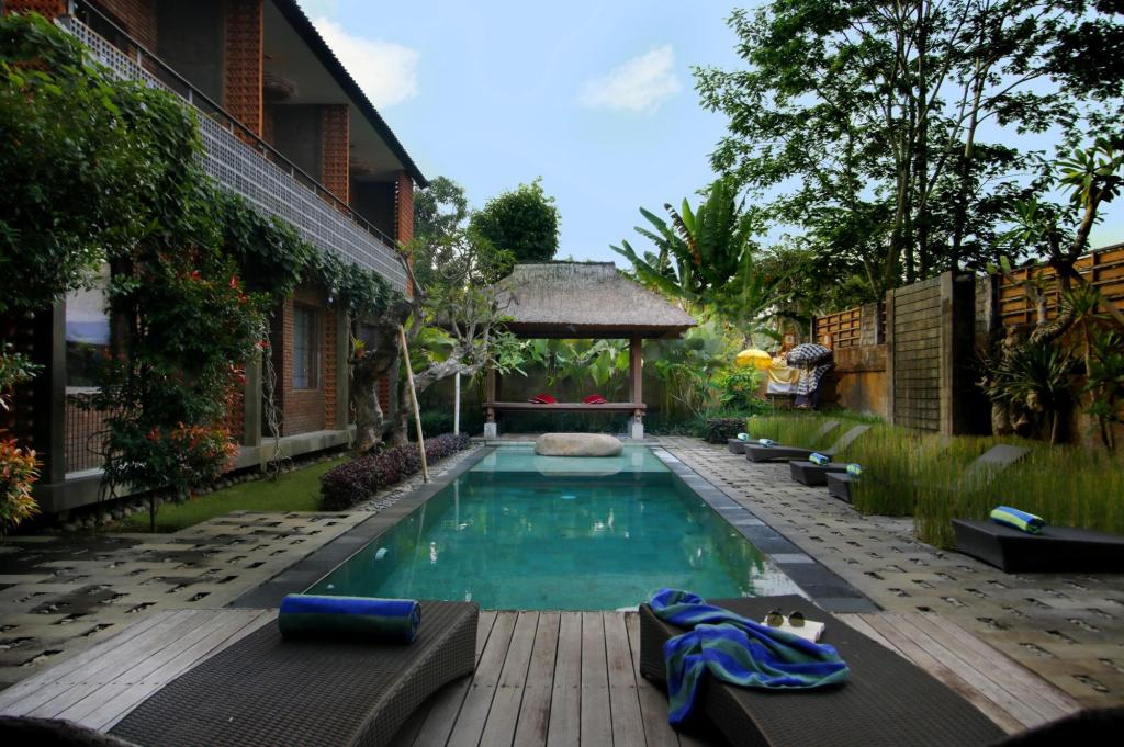 Swimming pool [outdoor] Mangosteen Ubud by Premier Hospitality Asia