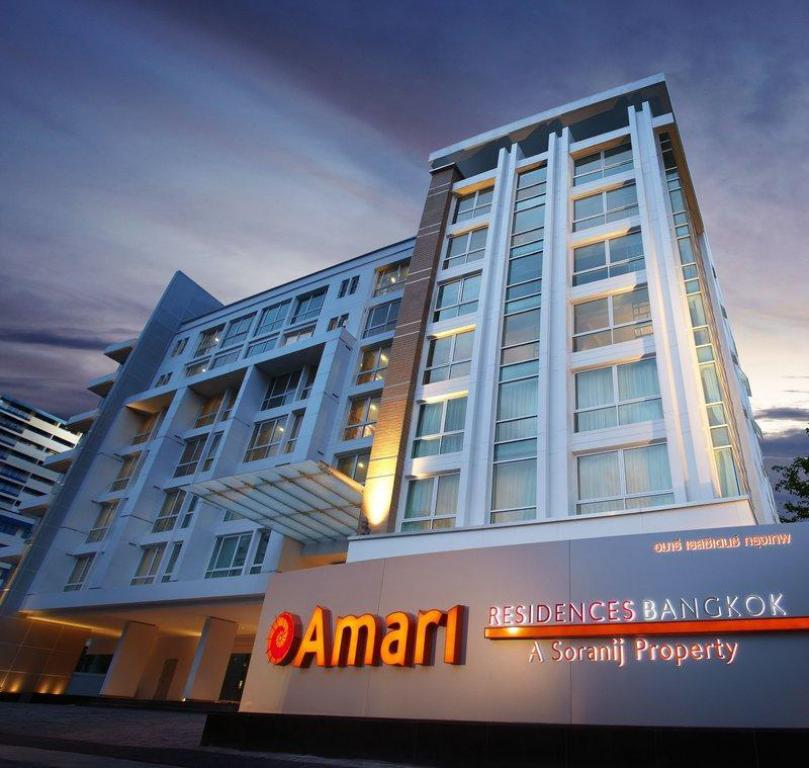 More about Amari Residences Bangkok