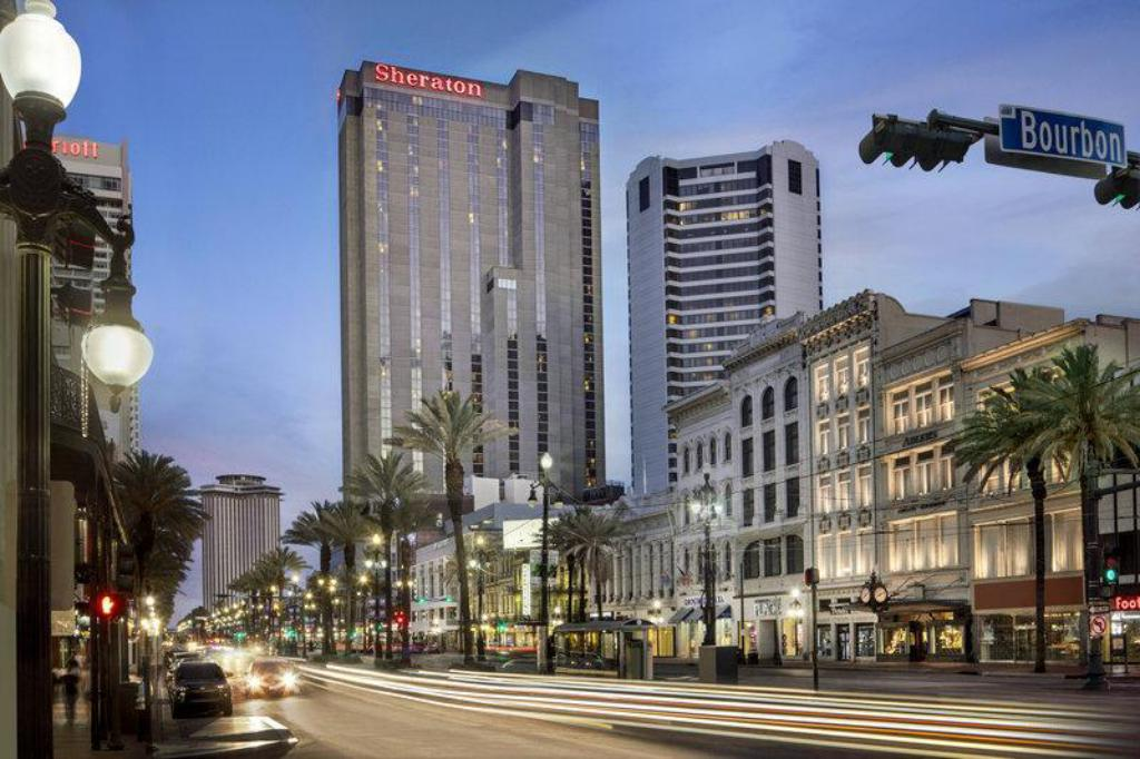 Sheraton New Orleans Hotel In New Orleans La Room Deals Photos Reviews