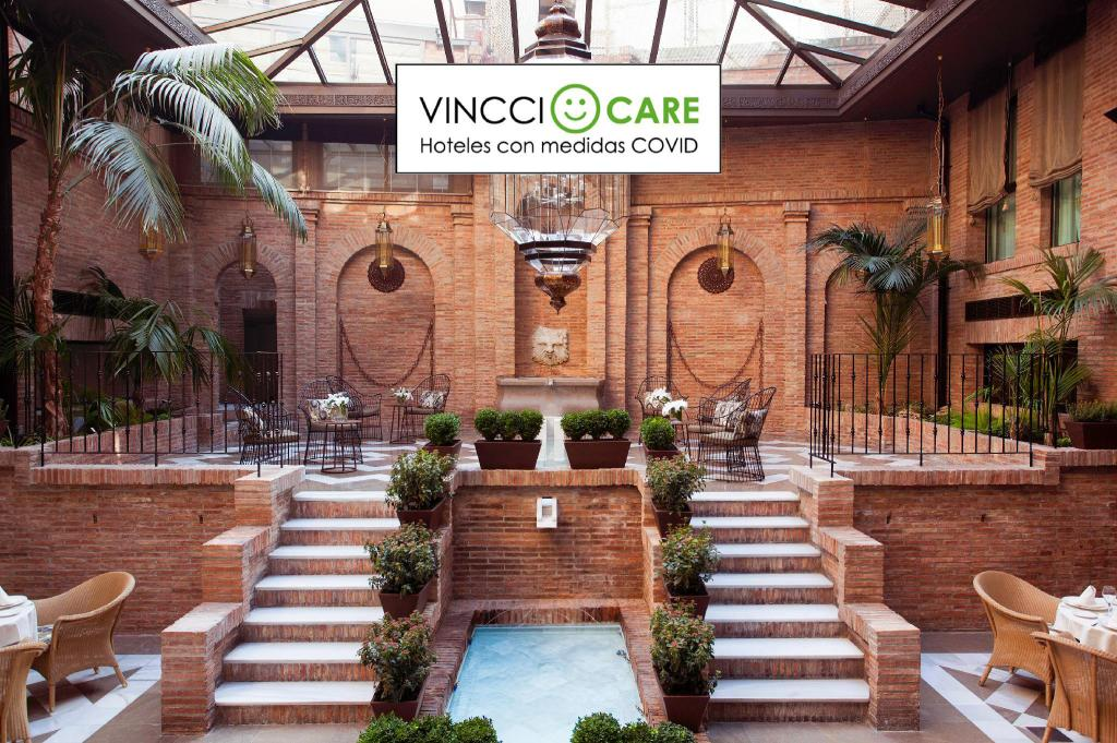 Vincci Albayzin Hotel Granada Offers Free Cancellation 2021 Price Lists Reviews