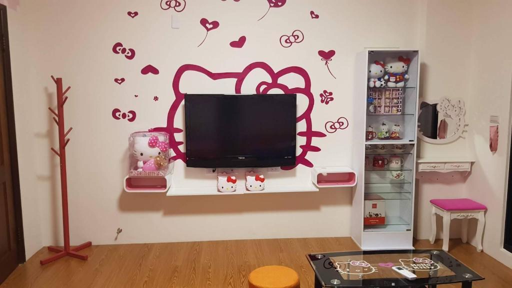7200 Gambar Rumah Hello Kitty HD Terbaik