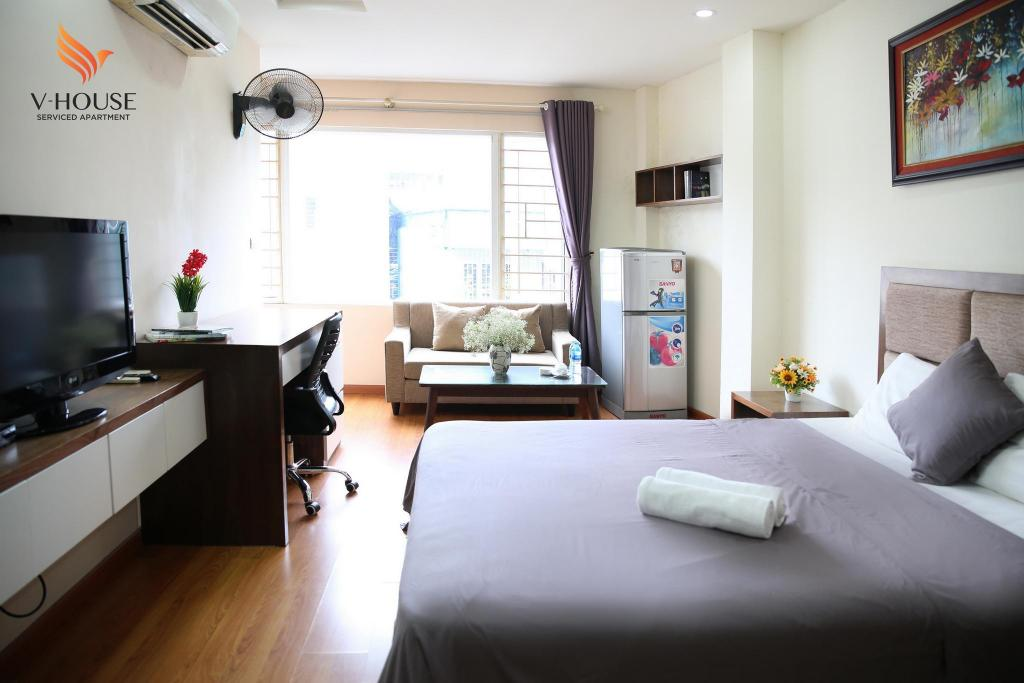 Best Price on V-HOUSE 1 Serviced Apartment in Hanoi + Reviews!