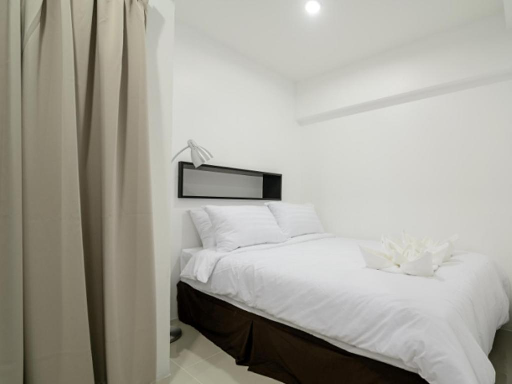 Superior Double Room - no elevator - Bed UMA Residence
