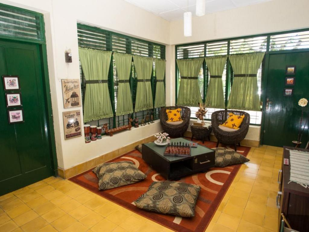 Vista interior Mango Tree Dipudjo Homestay