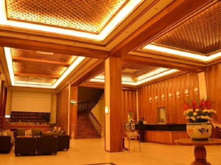 Lobby Great Wall Hotel Nay Pyi Taw