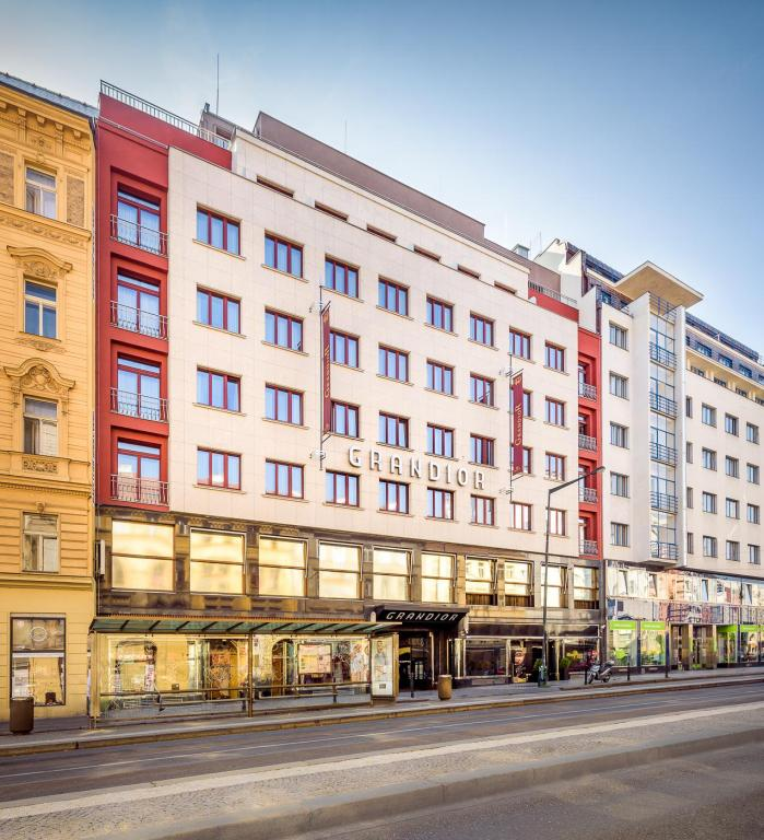 More about Grandior Hotel Prague