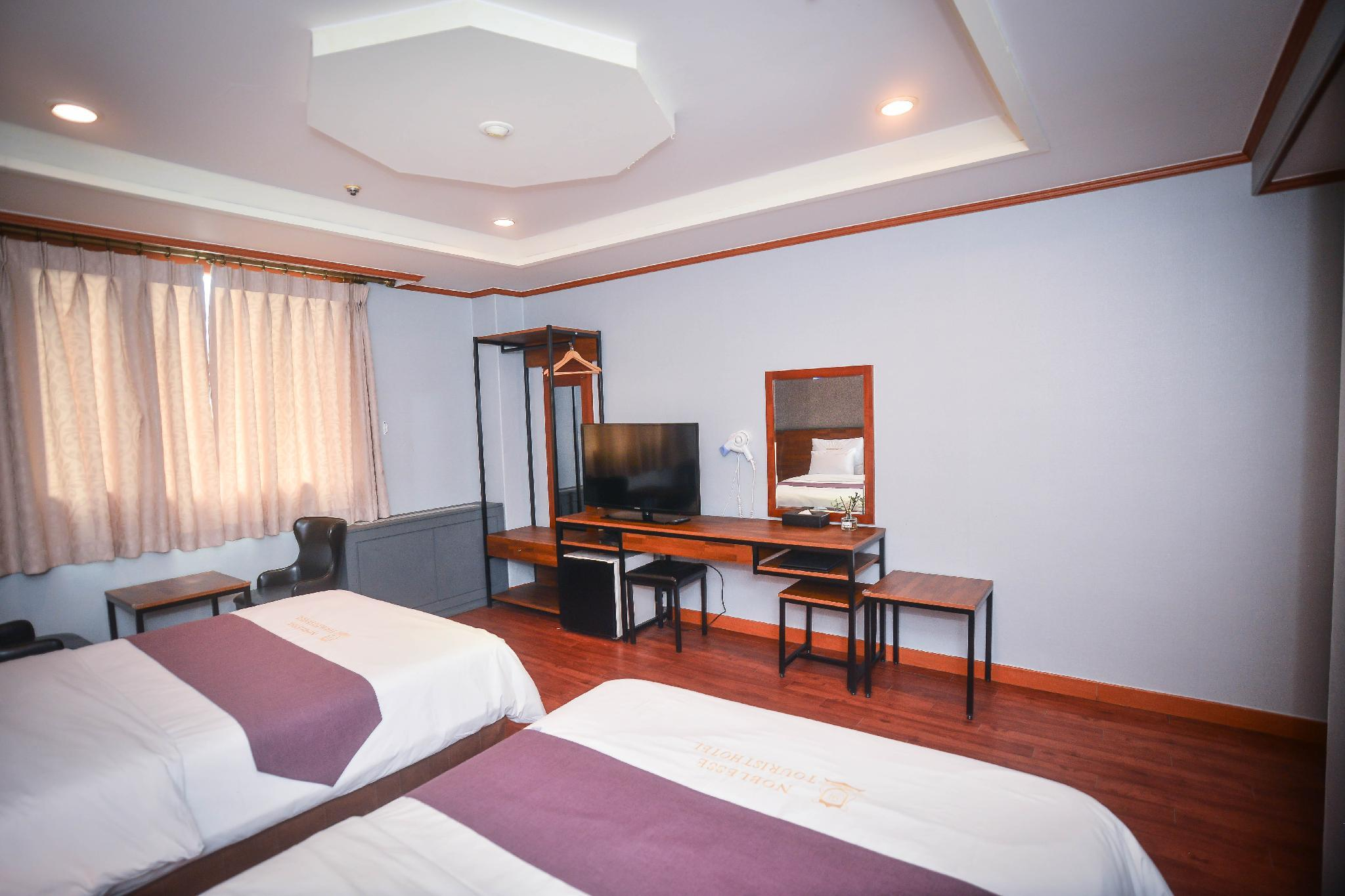 Kamar Family Twin (Family Twin Room)