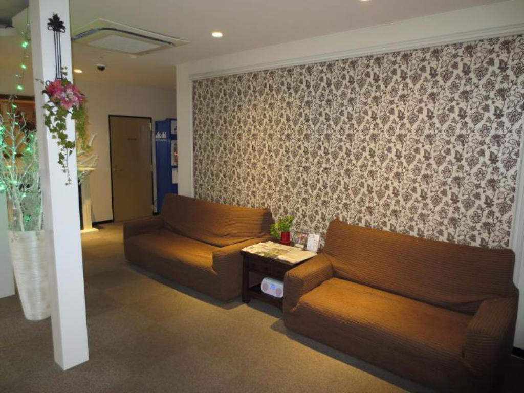 Lobby Business Hotel Maruyon
