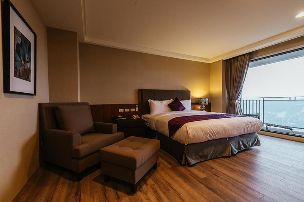 Deluxe Double Room Nature View Hotel