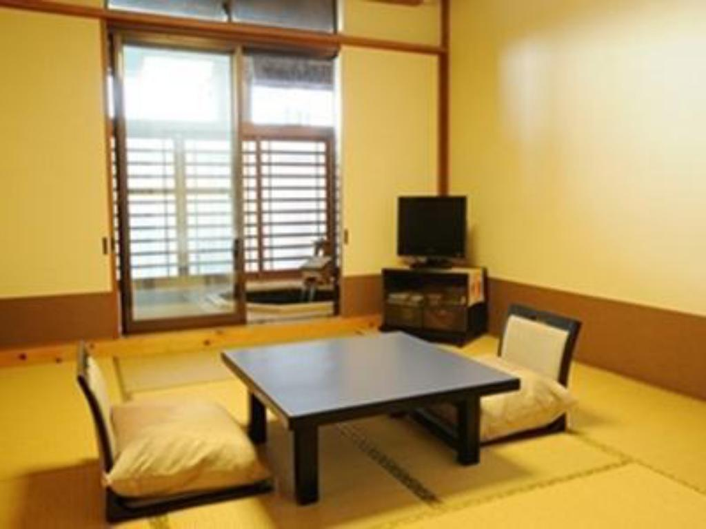 Japanese Style with Open-Air Spa - Dining room/area Kappo Ryokan Kiyoto